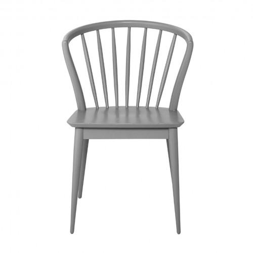 Chaise en bois Laura Bloomingville