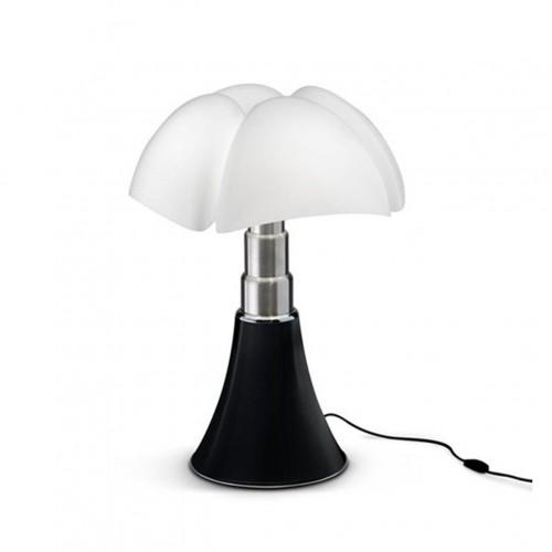 Lampe Pipistrello MEDium Noir Mat 9W LED H 50-62 cm