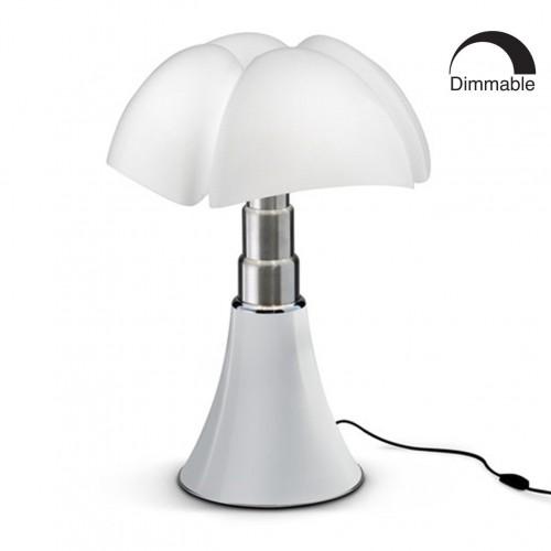 Grande Lampe Pipistrello Blanche 14W LED H66-86cm