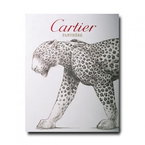 Livre Cartier Panthere Assouline