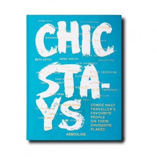 Livre Chic Stays Assouline