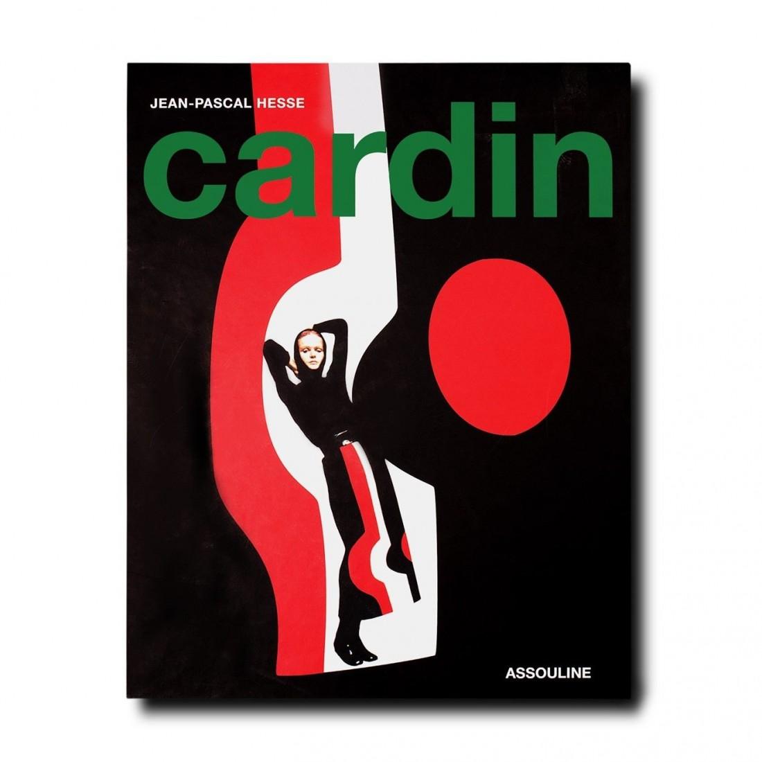 Livre avec étui de luxe Pierre Cardin Assouline