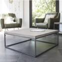 Table Basse en Béton Perspective L | Lyon Béton
