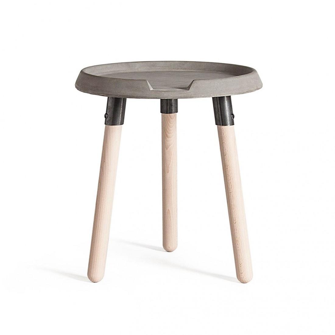 Table d'appoint Mix | Lyon Béton