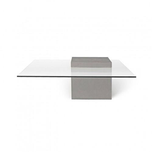 Table basse en béton Verveine - Lyon Béton