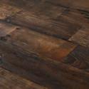 Table de repas Crude en orme recyclé et métal - Dutchbone