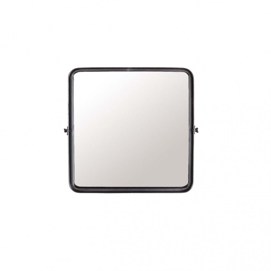 Miroir carré mural Poke - Dutchbone