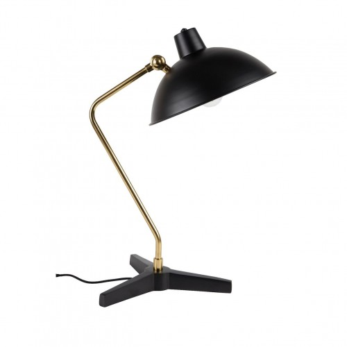 Lampe à poser Devi noire - Dutchbone