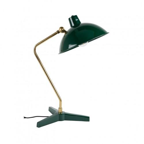 Lampe à poser Devi vert - Dutchbone