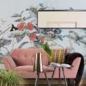 Miroir Bradley mural - Dutchbone