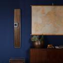 Miroir mural long BlackBeam - Dutchbone