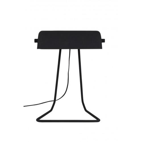 Lampe de bureau Broker Noire Zuiver