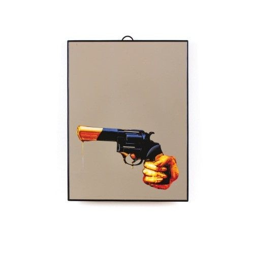 Miroir ToiletPaper Revolver Seletti