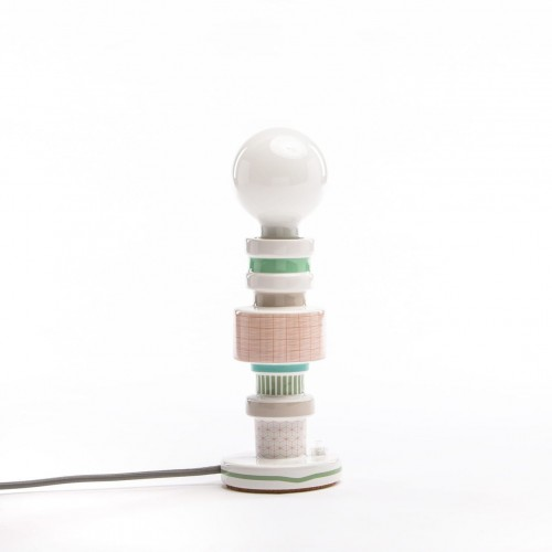 Lampe à poser Moresque Design Squared Seletti