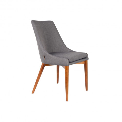 Chaise en tissu Juju - Dutchbone