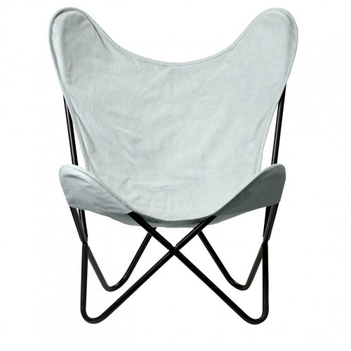 Chaise de jardin Nube Butterfly vert Bloomingville