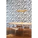 Table design bois Dojo Petite Friture