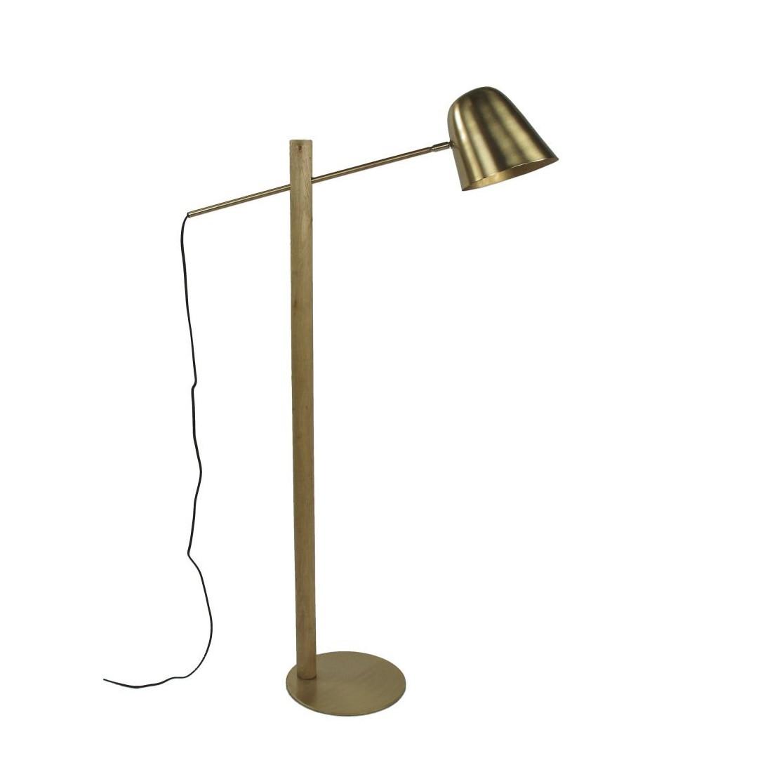 Lampadaire Métal Saturn Pomax
