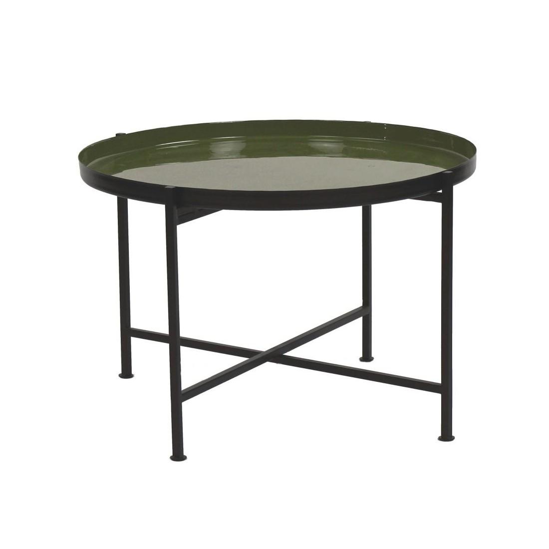 Table d'appoint Favorit' Pomax 63 X 63 X 40 cm