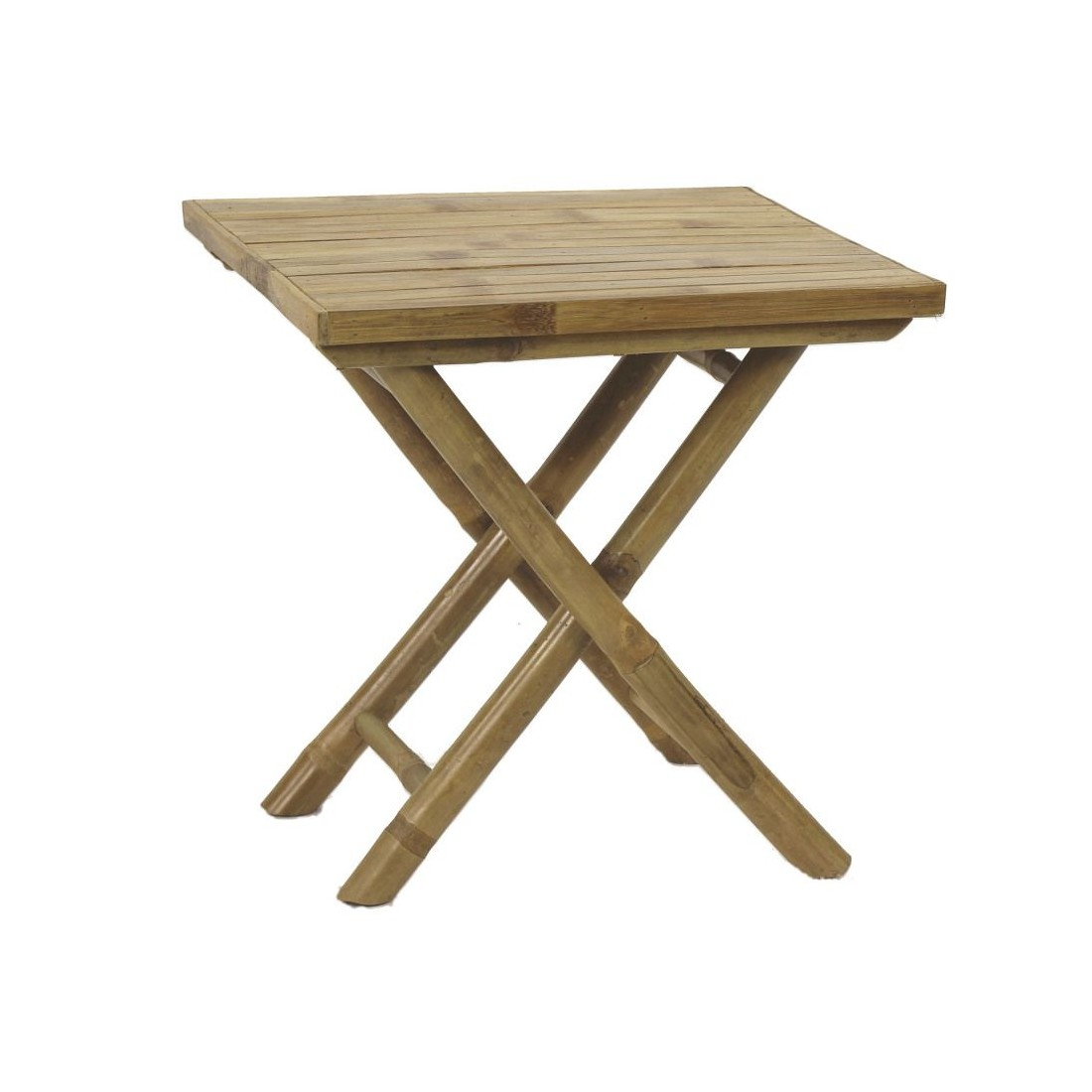 Table basse en bambou Cây Tre
