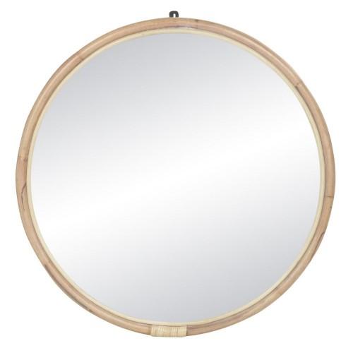Miroir en Rotin Sam Pomax 86 X 3 CM
