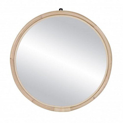 Miroir en Rotin Sam Pomax 72 X W 3 CM