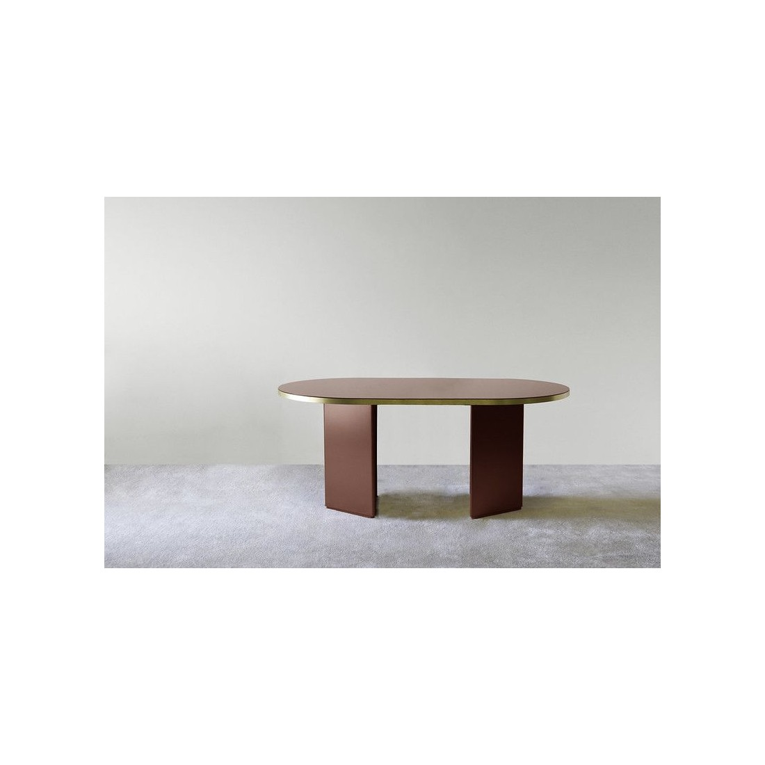 Table Brandy L - Finitions Or Eno Studio
