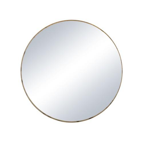 Plateau rond Miroir taille S pour table basse Flex Pomax