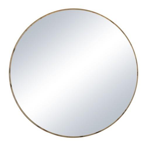 Plateau rond Miroir taille L pour table basse Flex Pomax