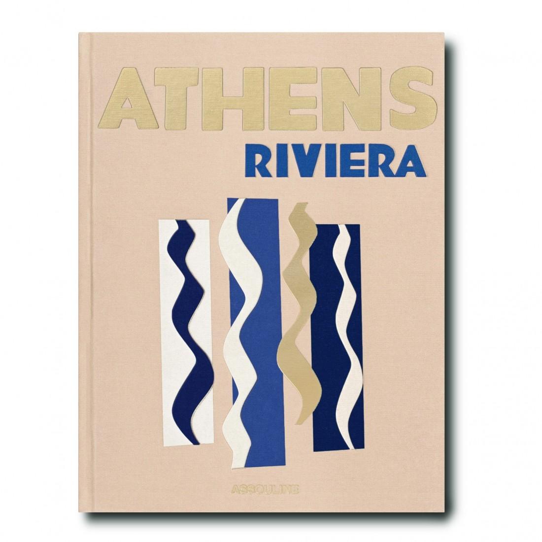 Livre Athens Riviera Assouline