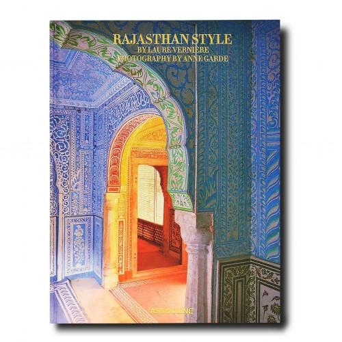 Livre Rajasthan Style Assouline