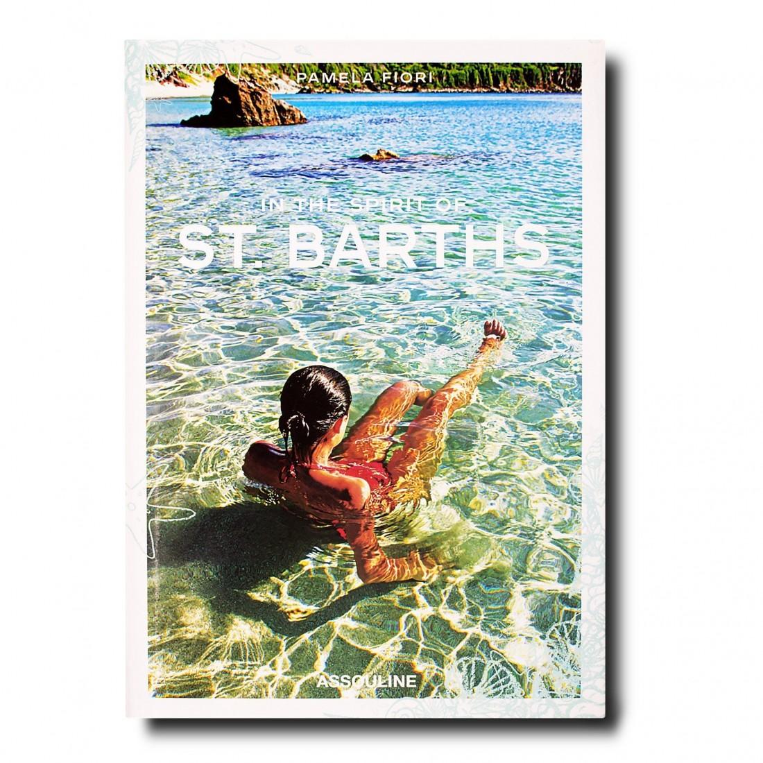 Livre In the Spirit of St. Barths Assouline