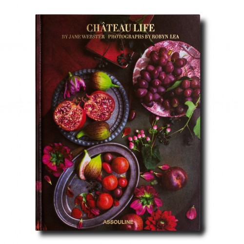 Livre Château Life Assouline