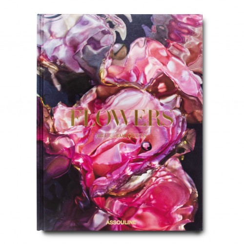 Livre Flowers: Art & Bouquets Assouline
