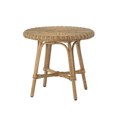 Table en Rotin Nature Bloomingville