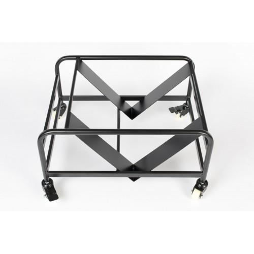 Chariot pour chaises Stacks à roulettes WLabel