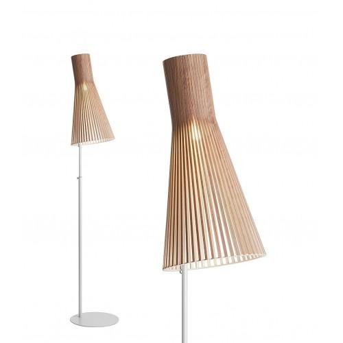 Lampadaire Design Noyer - Secto