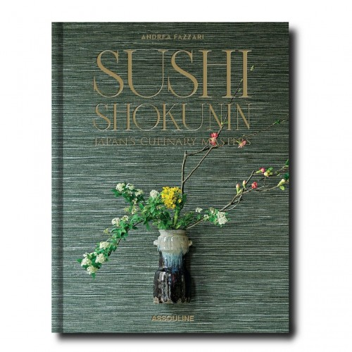 Livre Sushi Shokunin Assouline