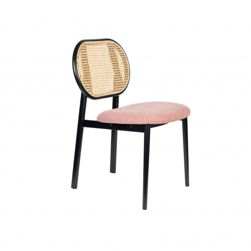 Chaise Spike Rotin - Zuiver