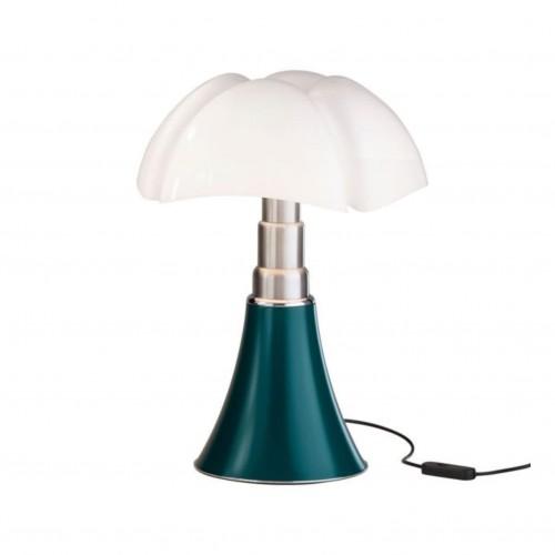 Grande Lampe Pipistrello Vert Agave H66-86cm