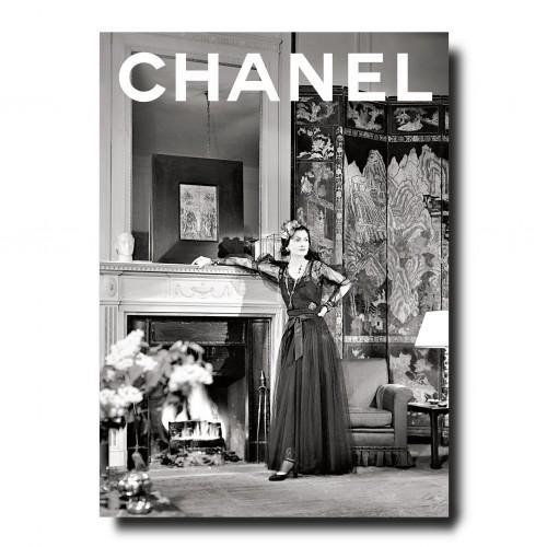 Coffret en 3 volume Chanel Assouline