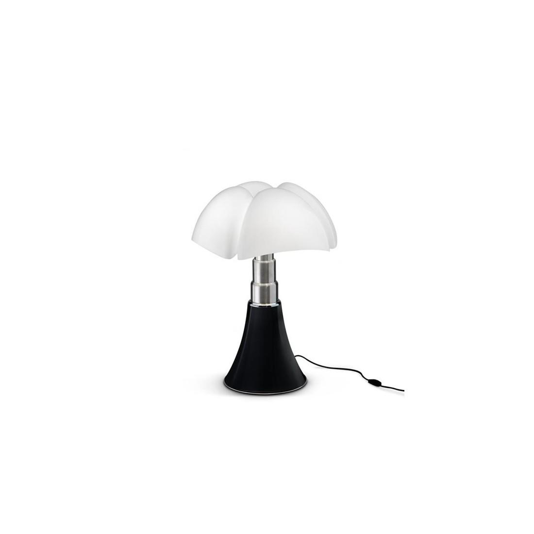 lampe pipistrello noir mat martinelli luce. Black Bedroom Furniture Sets. Home Design Ideas