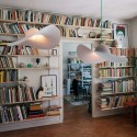 Suspension Capeline Hat Blanche Eno Studio