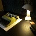 Lampe Elmetto LED Blanc