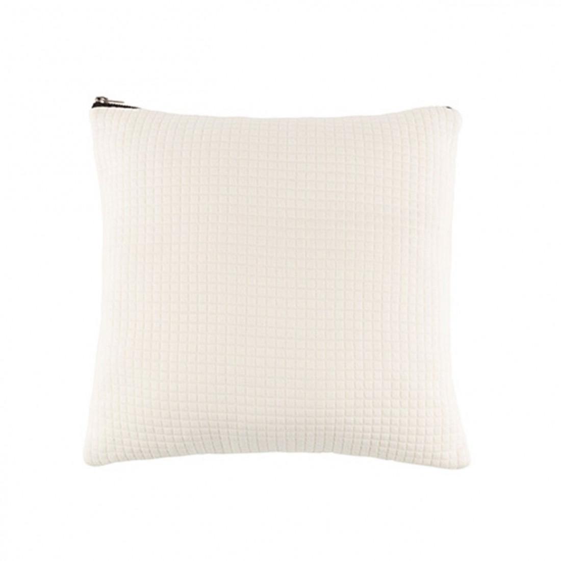 Coussin ELLE Blanc White Label
