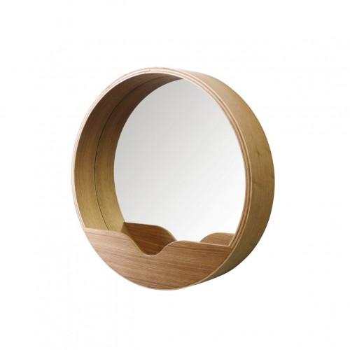 Miroir Round Wall - ZUIVER