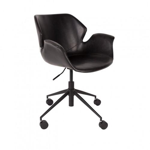 Chaise de Bureau Nikki Zuiver